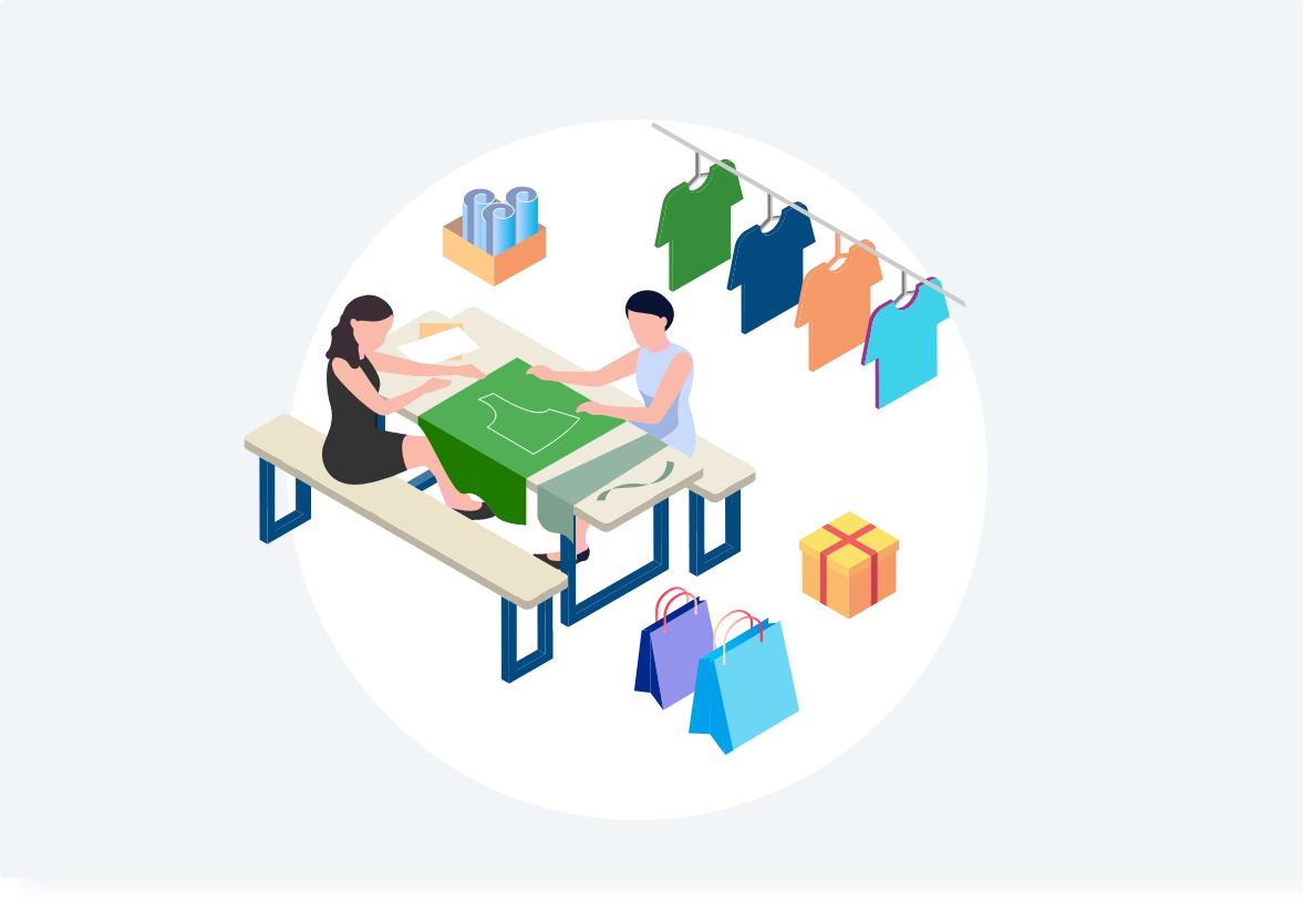 Opakowania i materiały w sklepie internetowym